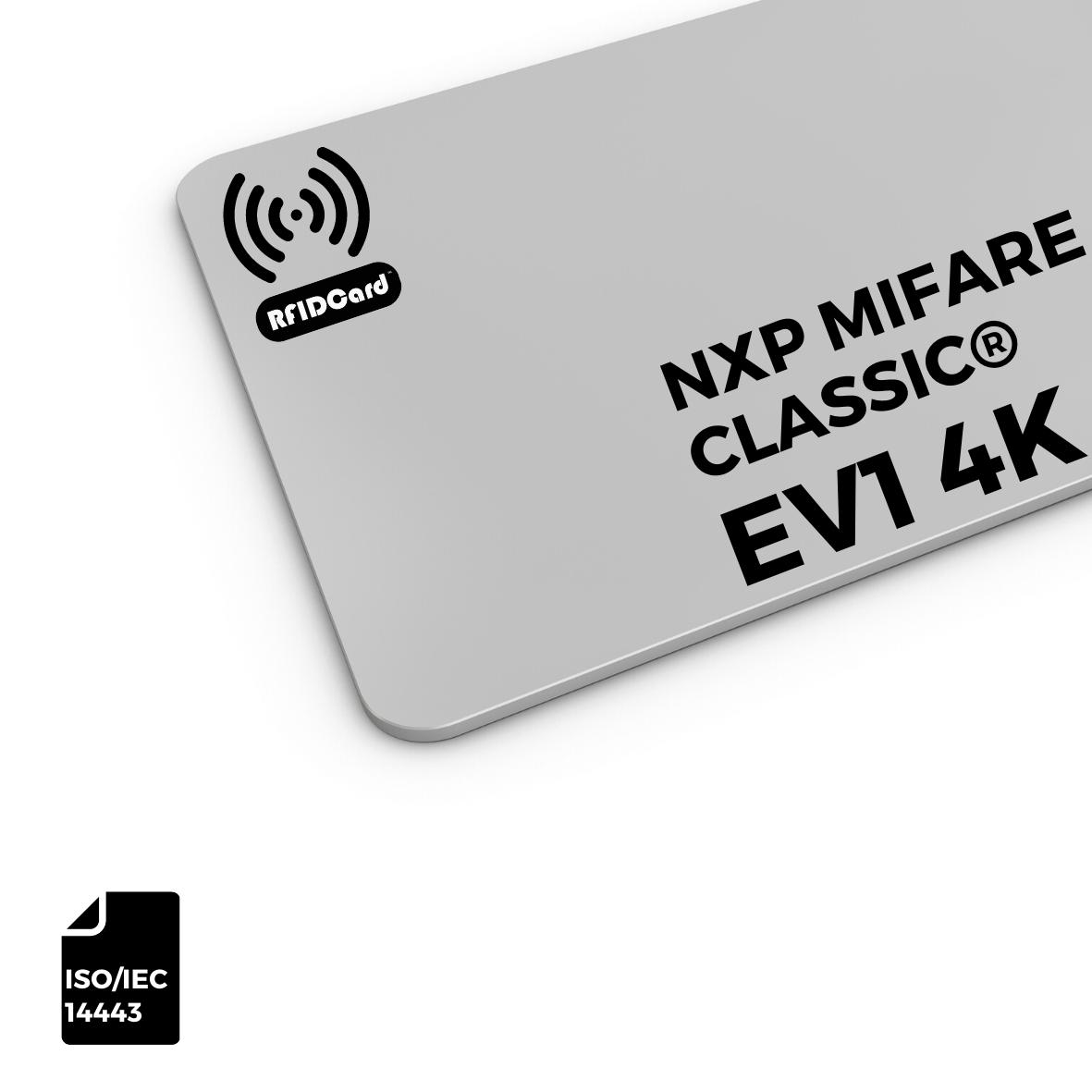 RFID Card NXP MIFARE Classic®EV1 4k