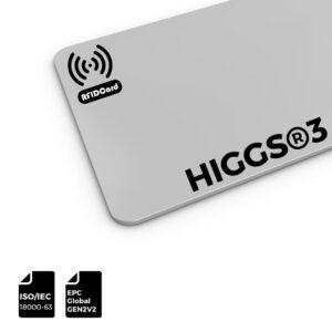 RFID Card UHF IC Higgs®3