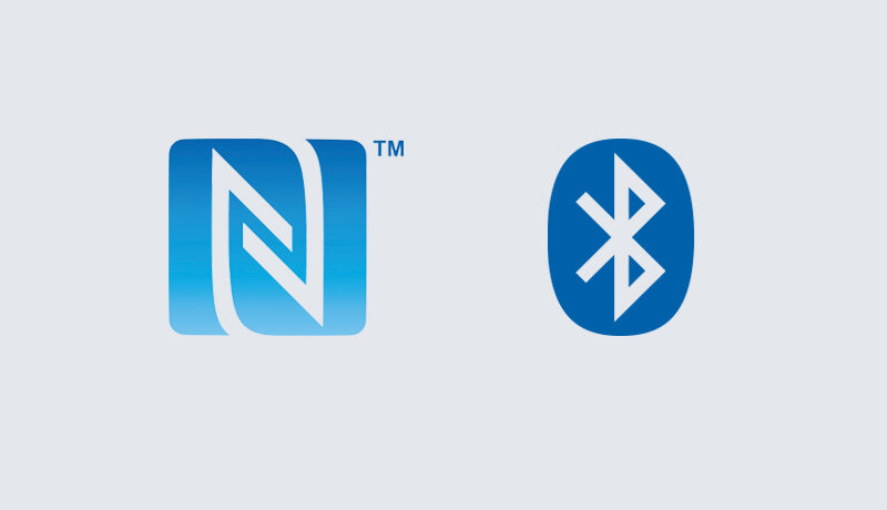 NFC andBluetooth comparison