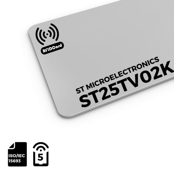 NFC Card ST ST25TV02K