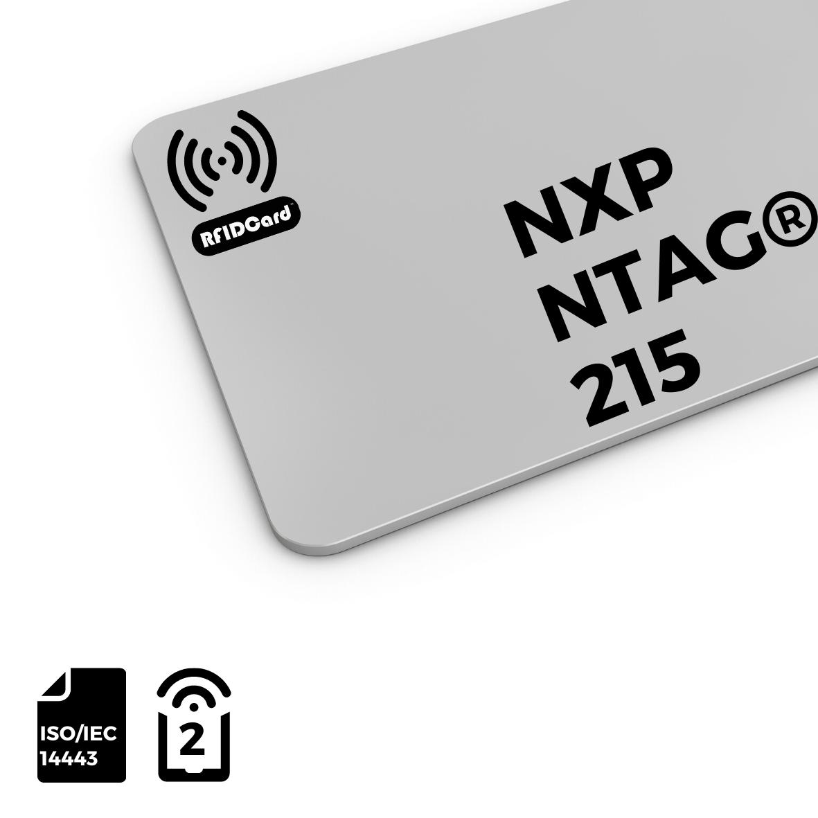 NXP Ntag®215 NFC Card