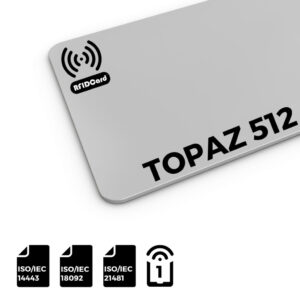 NFC Tag Type 1 Card Topaz512