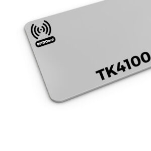 RFID Card Low Frequency TK4100