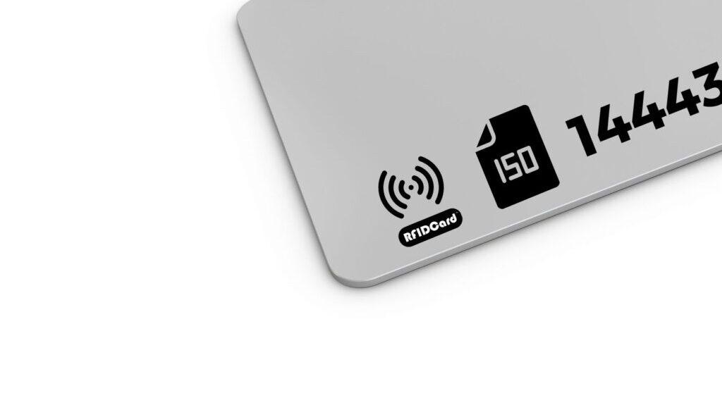iSO_IEC 14443 RFID CARD