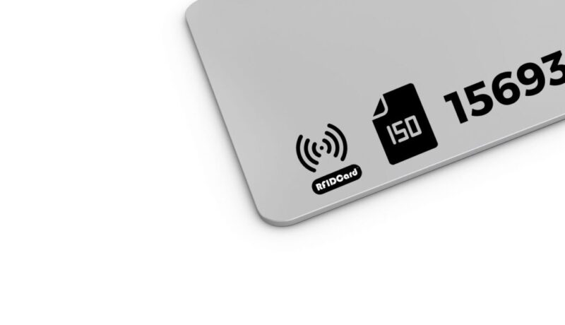 ISO/IEC 15693 Identification/Contactless/Vicinity/RFID Cards Standard