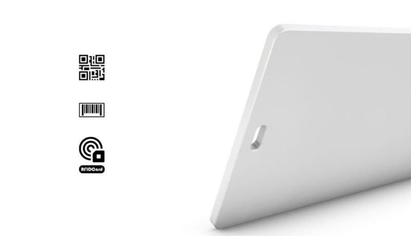 The Similarities and Difference between RFID, Barcode and QR code
