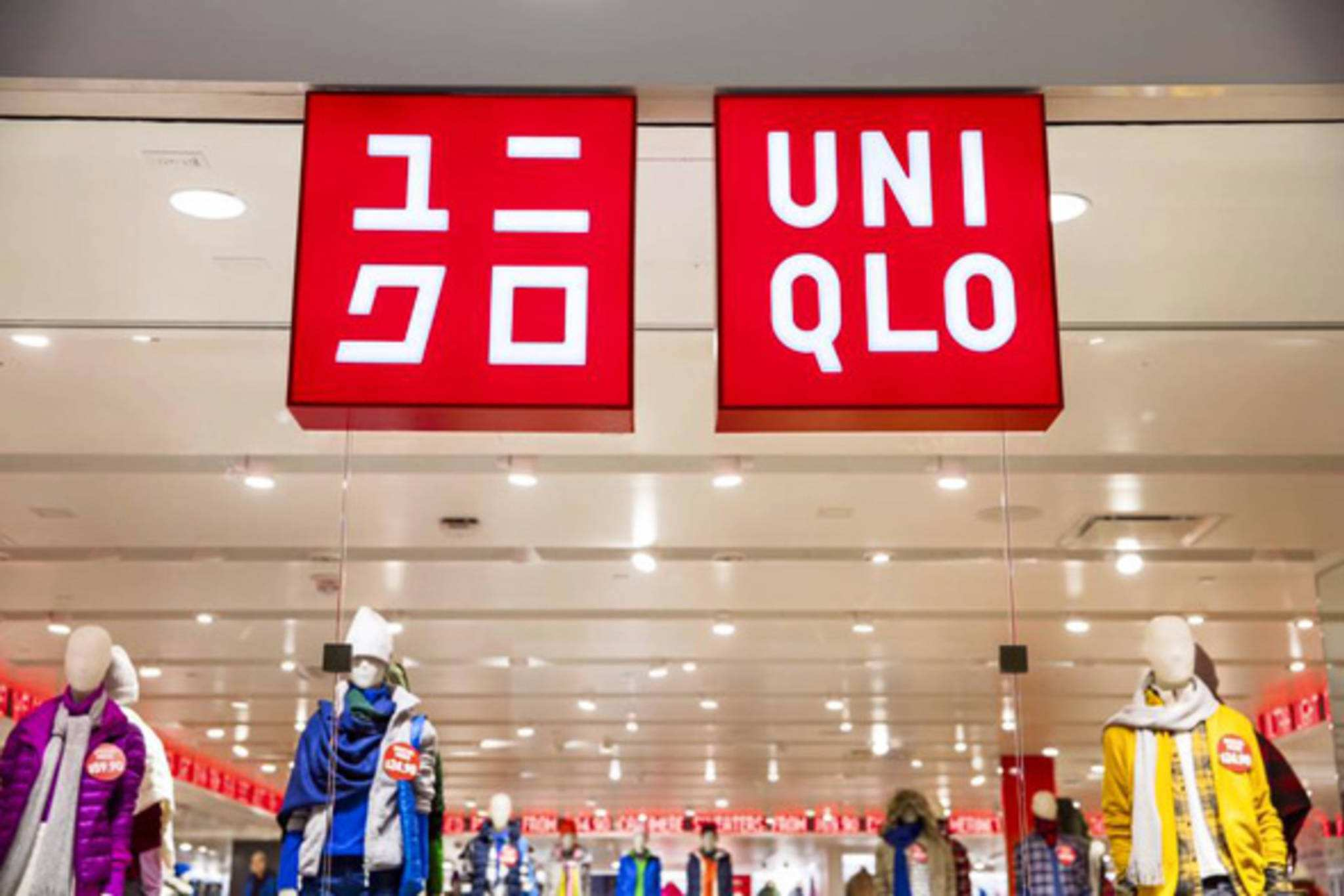 UNIQLO announced the introduction of RFID tags in 3000 stores worldwide during the year