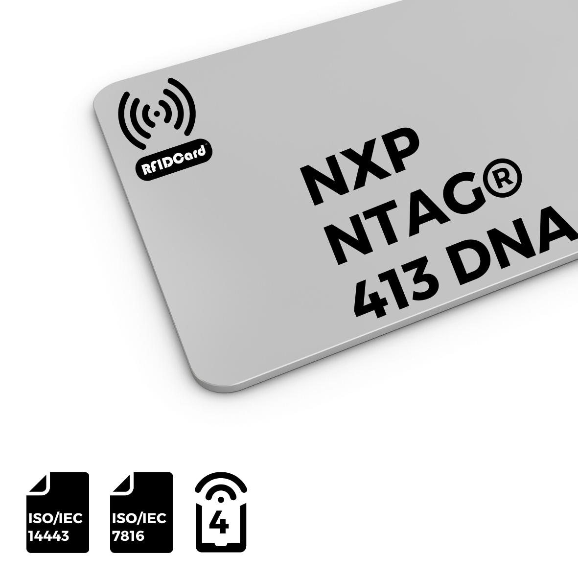 NXP NTAG®413 DNA NFC CARD
