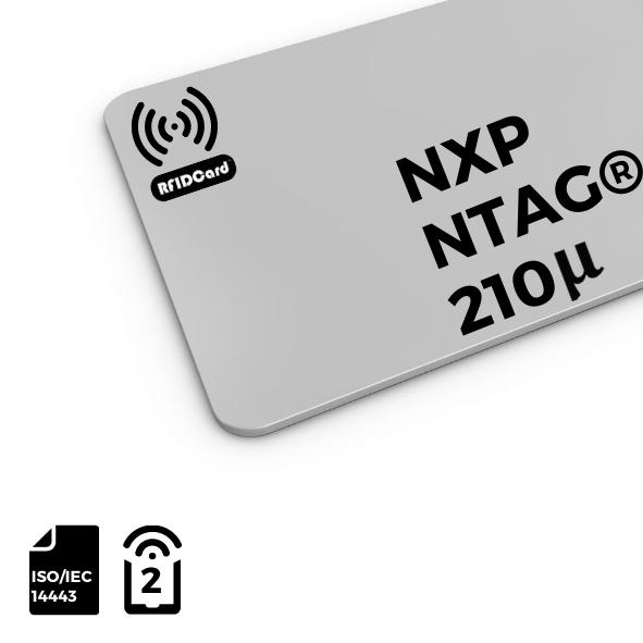 NFC Card NXP Ntag®210μ
