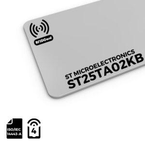 NFC Card ST Microelectronics ST25TA02KB