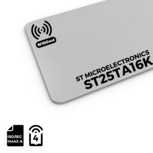 NFC Card ST Microelectronics  ST25TA16K