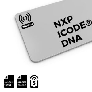 RFID CARD NFC TAG NXP ICODE®DNA