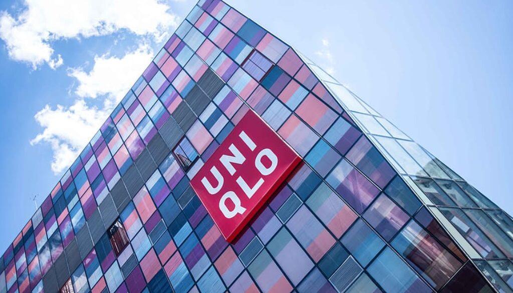 UNIQLO rfid