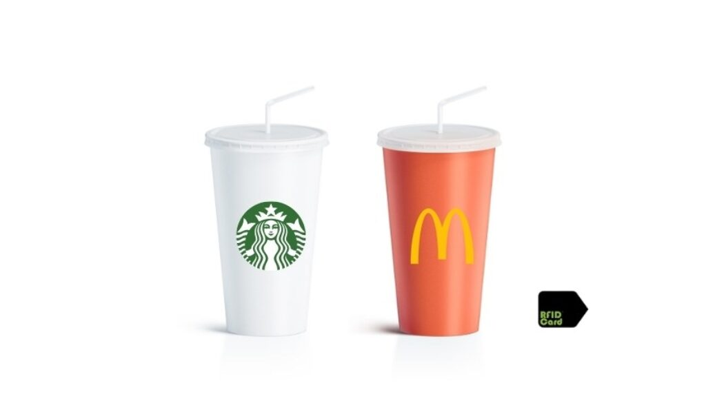 McDonald's and Starbucks are Planning to Adopt RFID Technology