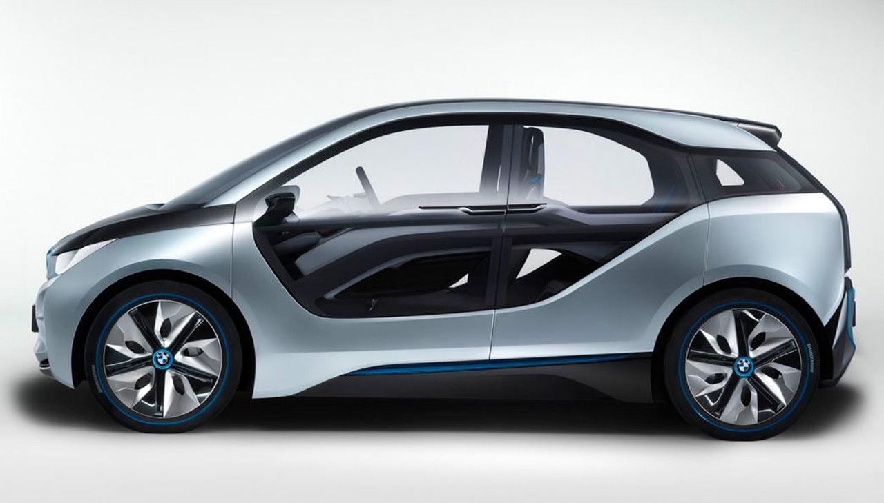 "BMW's ""Car Of Tomorrow"" NFC Print Ads"
