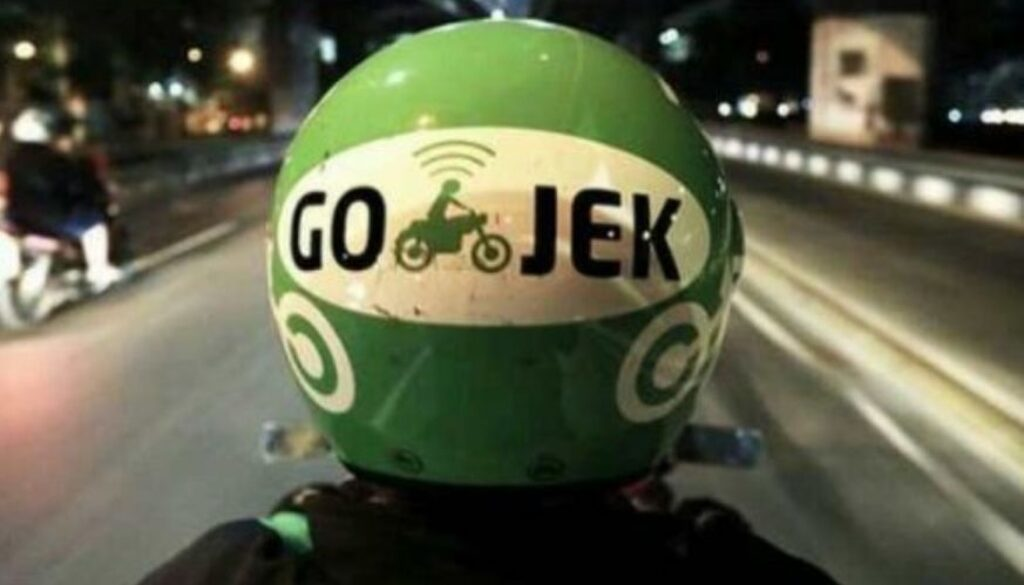 Gojek, a startup in Indonesia tracks helmet inventory with RFID