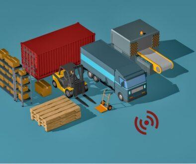 supply chain RFID