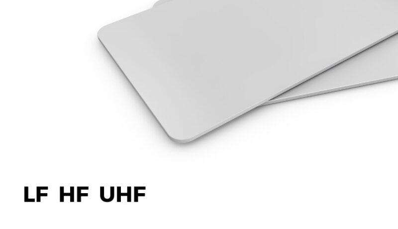 Difference Between LF HF and UHF RFID