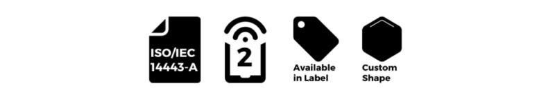 NXP Ntag® NFC Tag