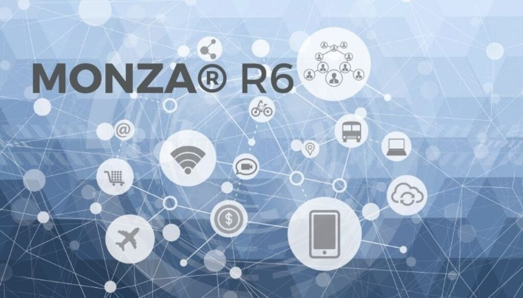 Monza R6 Tag for Enabling Item Intelligence
